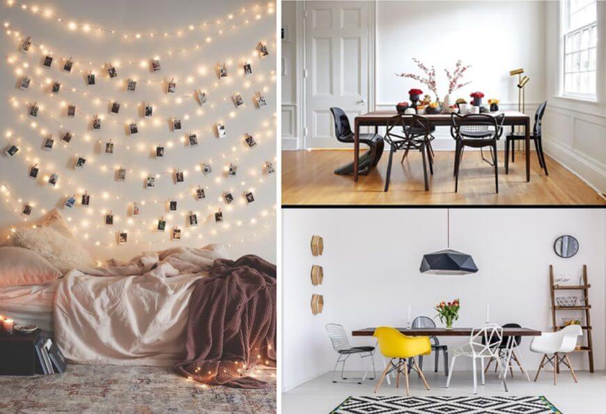 ý tưởng thiết kế nội thất phá cách đáng tham khảo trong năm 2019