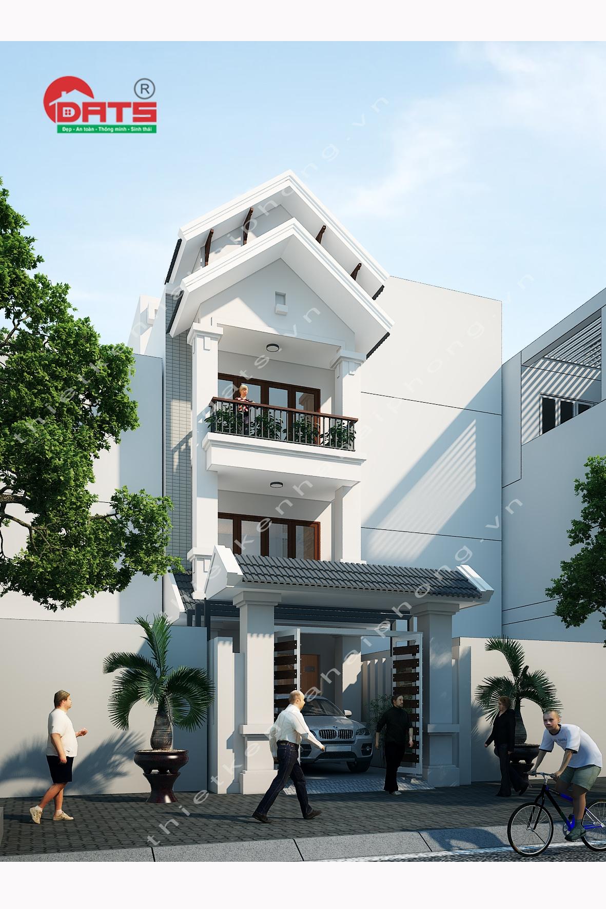 Tại sao mẫu nhà phố 3 tầng lại được nhiều người ưa chuộng? ảnh 2